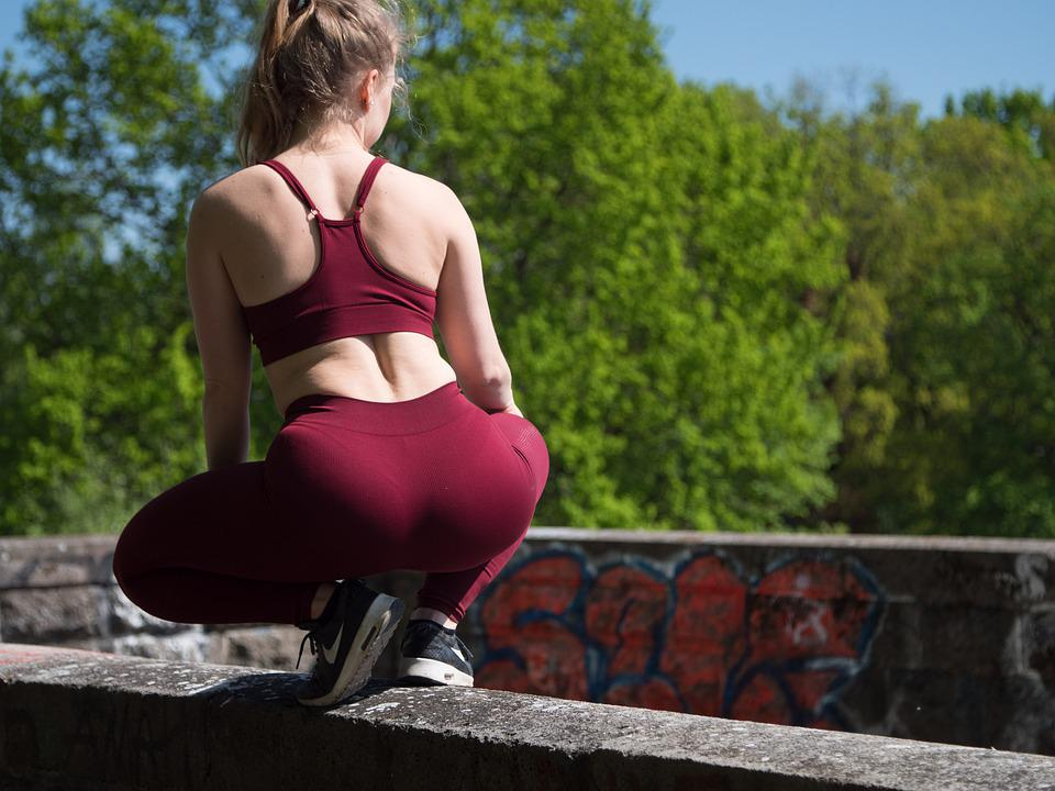 Woman, Girl, Sport, Remove, Nature, Fitness, Weight, weight loss facts