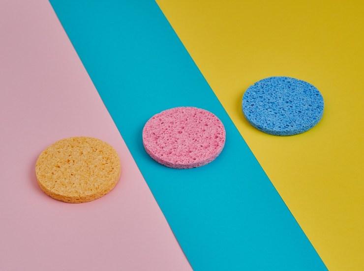 Sponge, Colors, Colorful, Sponges, Clean, Baking
