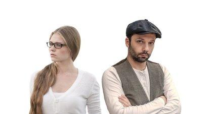 Couple, Argument, Crisis, Relationship