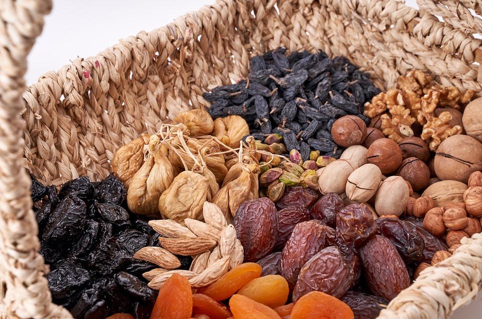 frutta secca che contiene omega 3