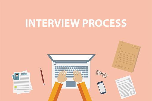 インタビュー, 面接過程, 募集, Hr, 仕事, 雇用, 従業員, オフィス