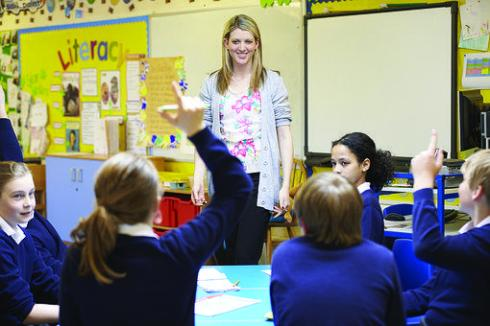 Teacher, Learning, School, Teaching