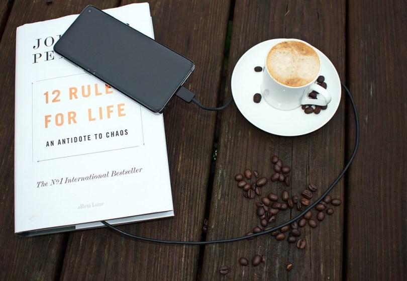 Regler For Livet, Telefon, Kaffe, Kaffebønner, Drikke