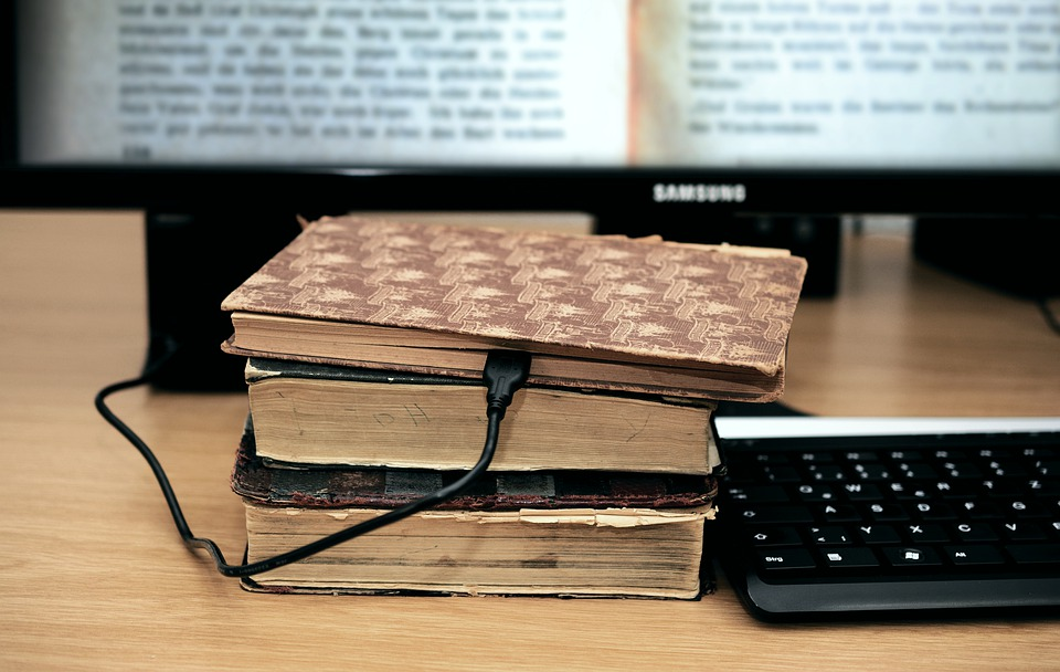 Libros, Libros Antiguos, Equipo, Digitalización