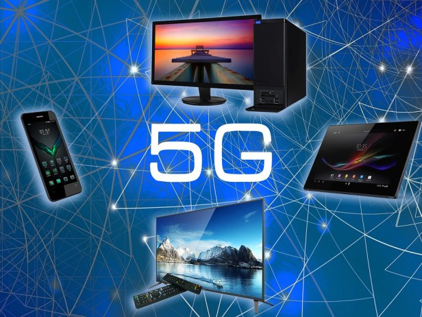 Network, 5G, The Internet, Technology, Free