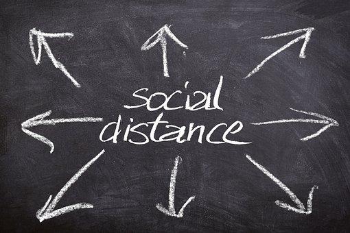 Covid-19, Coronavirus, Social Distance