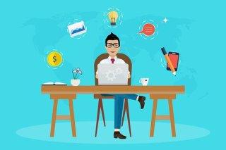 Freelancer, Working Space, Coworking