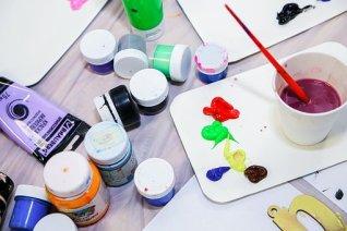 Arte, Pintura, El Desbarajuste, Artista