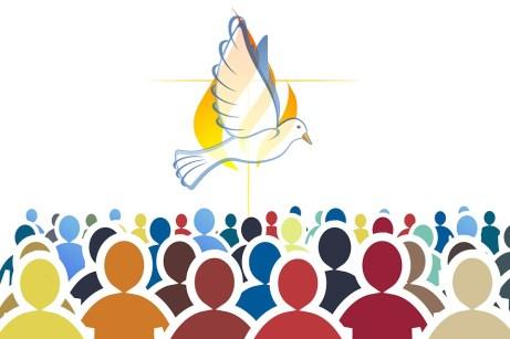 Pentecostés Espíritu Santo El - Imagen gratis en Pixabay