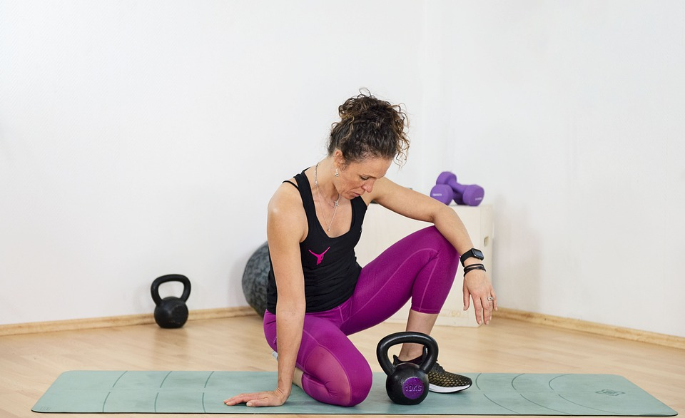 Kettlebell, Fitness, Woman, Sport, Weights, Weight-Loss, weight loss facts