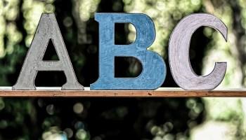 Abc, École, Enfant, Lettres, Apprendre, Étudiants
