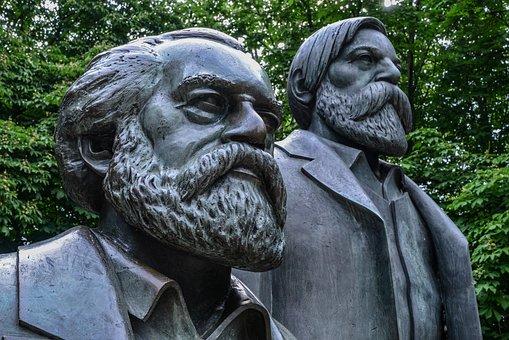 カール ・ マルクス, フリードリヒ ・ エンゲルス, 批判, 哲学者