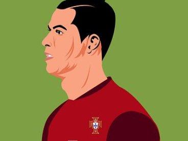 Wallpaper, Sport, Ronaldo, Juventus Cristiano Ronaldo 's free kick goal details.
