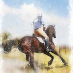 Horse Ride Watercolor Free Image On Pixabay