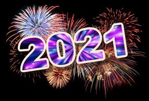 Nieuwjaar, New Year'S Eve, Vuurwerk
