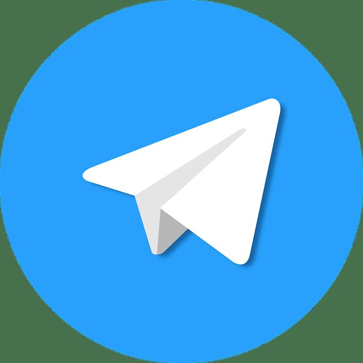 Telegram, App, Logo, Icon, Application, Symbol, Message