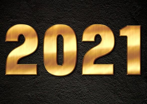 Tahun Baru Hari 2021 - Gambar gratis di Pixabay