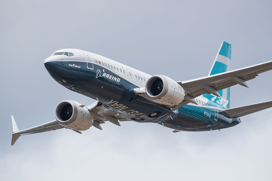 boeing 737 max survey - Plane & Pilot Survey: Would You Fly On The Boeing 737 Max?
