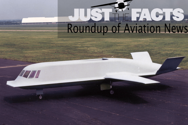 Aviation News 1 640x424 - Hydrogen Not Green After All? New Details On 1980s Stealth Technology And What Aviation's Share of $1 Trillion Will Be