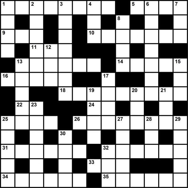 crossword39 600x600 - October 2021 Crossword Key
