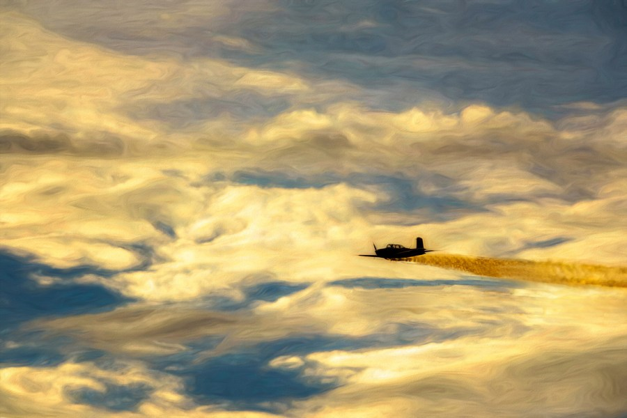 plane smoking  - Survey: Carbon Neutrality For The Rest Of Us