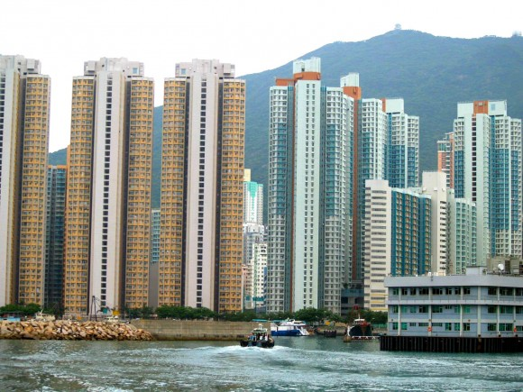 Hong Kong, China. © wirralwater, vía Flickr.