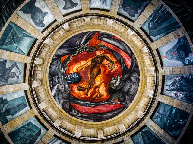 Image result for josé clemente orozco pinturas