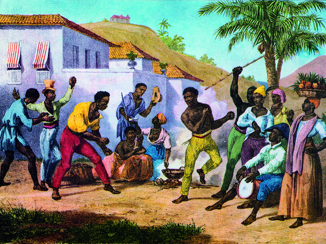 Em que ano foi sancionada a Lei Áurea, que daria fim à escravidão no país?