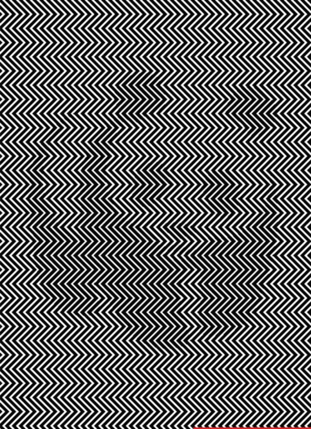 Can you see the hidden image at all? Some people may see it immediately, others have to slightly cross their eyes. Try doing so if you haven't seen it yet: