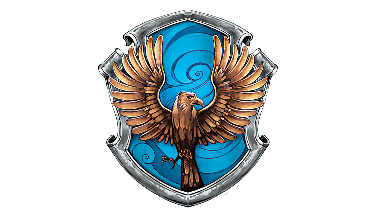 Image result for new ravenclaw logo?