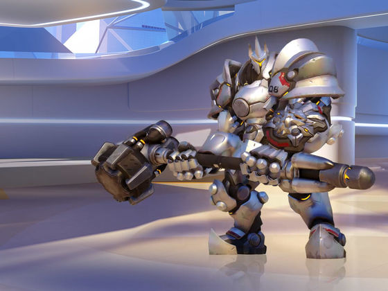 Which Overwatch Tank Are You Playbuzz