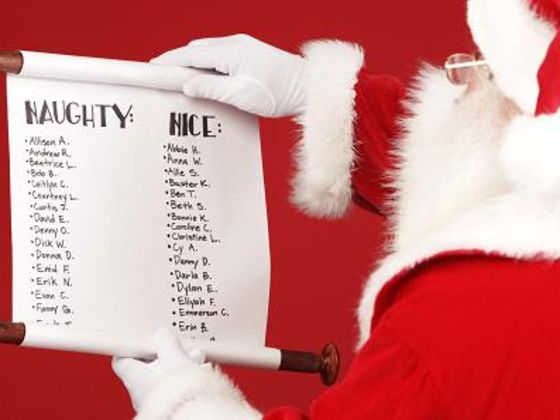 Would You Be On The Naughty Or Nice List? | Playbuzz
