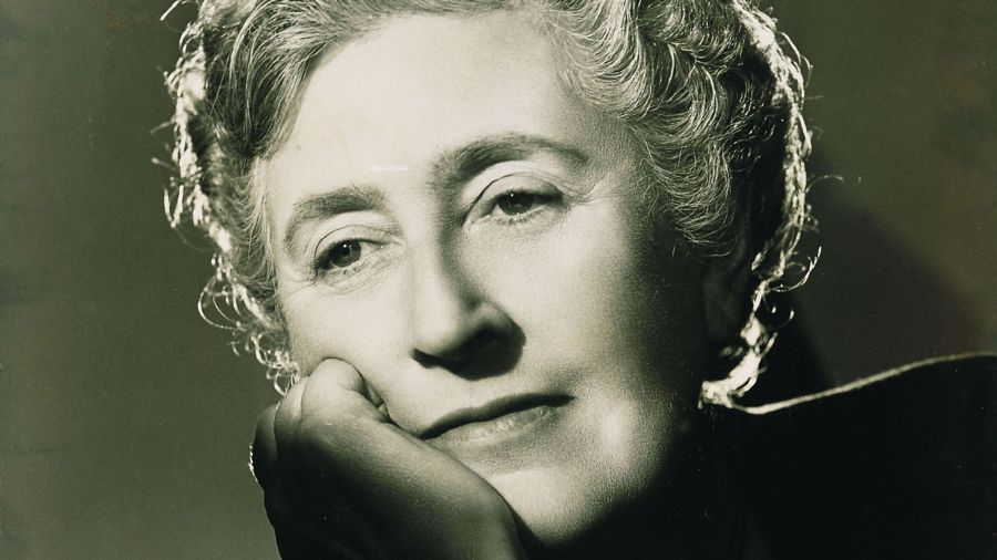 Agatha Christie author extraordinaire Bookaneer