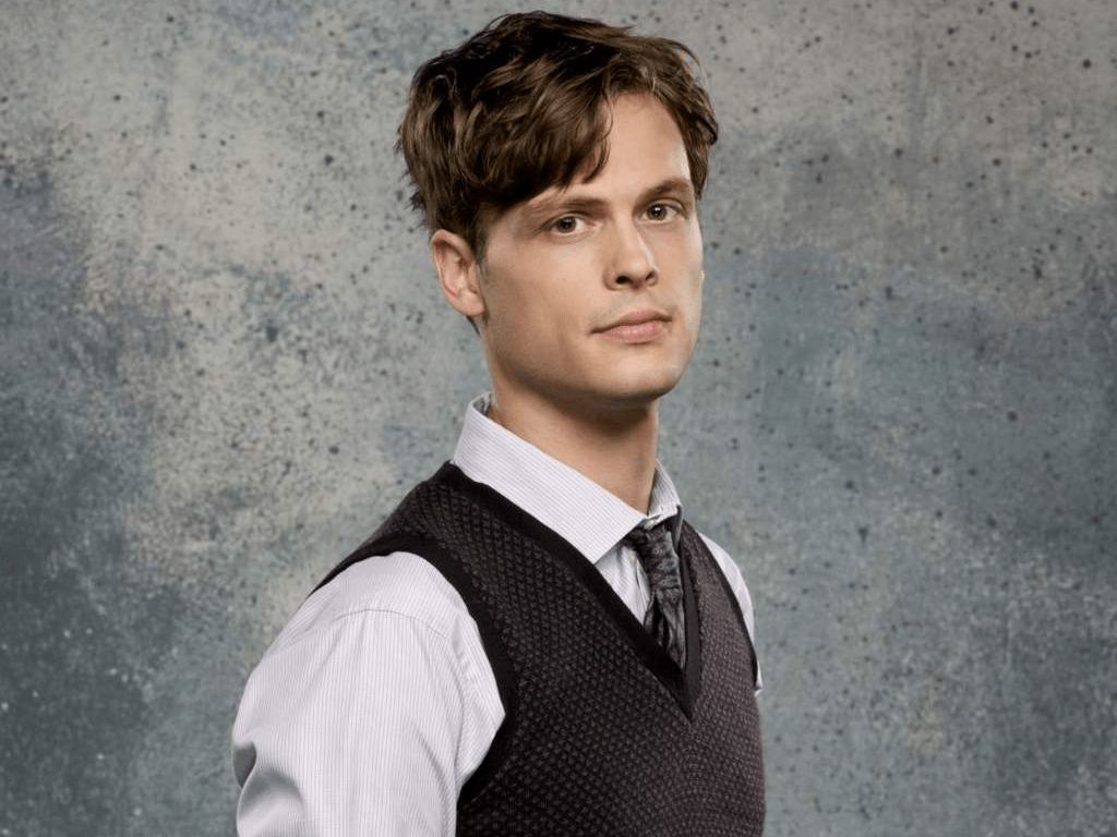Image result for spencer reid