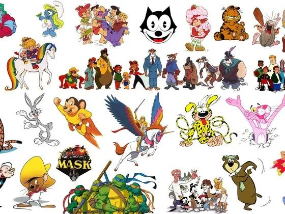 Cartoon Characters Beginning With E : Cartoon characters that start with a b ankaperla