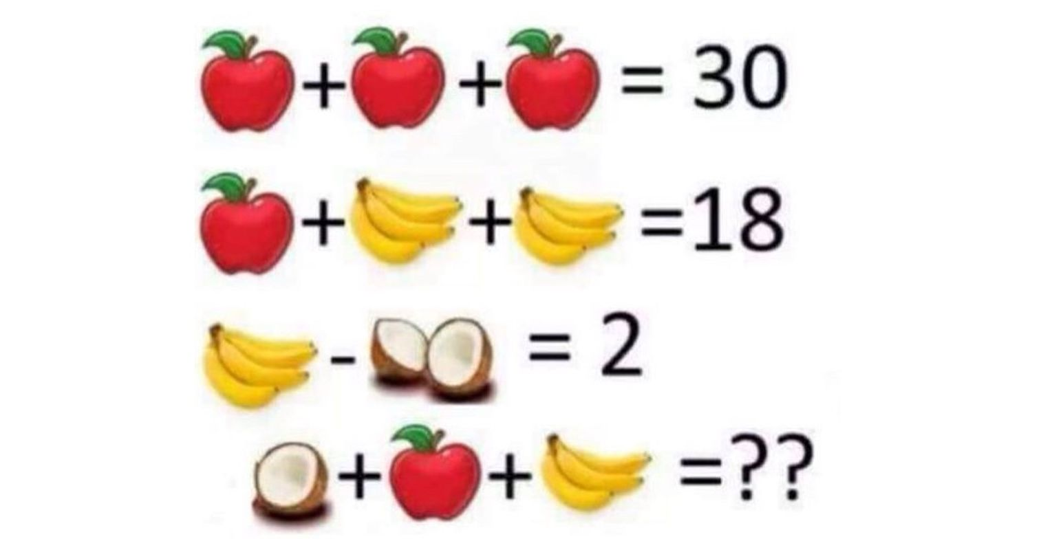 Can You Solve This Simple Kids Riddle That S Driving The