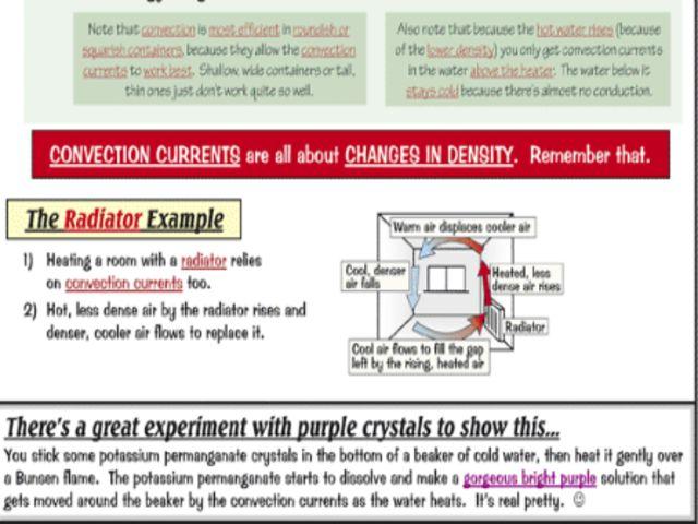 Process Diagram Convection Easy