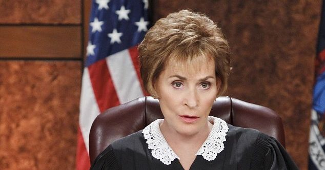 12 Times Judge Judy Was The Spiciest Judge On TV Playbuzz