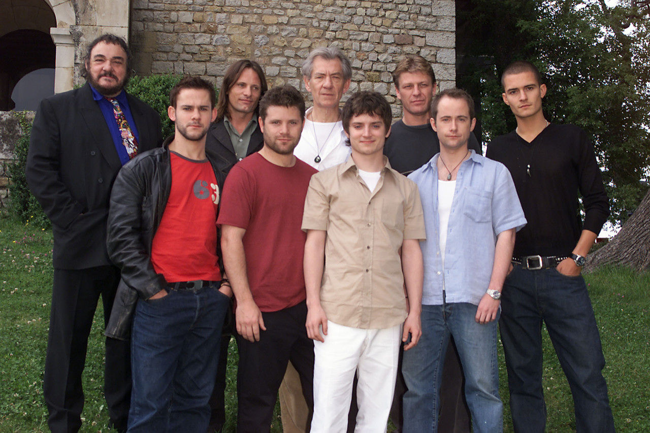 Image result for lord of the rings cast