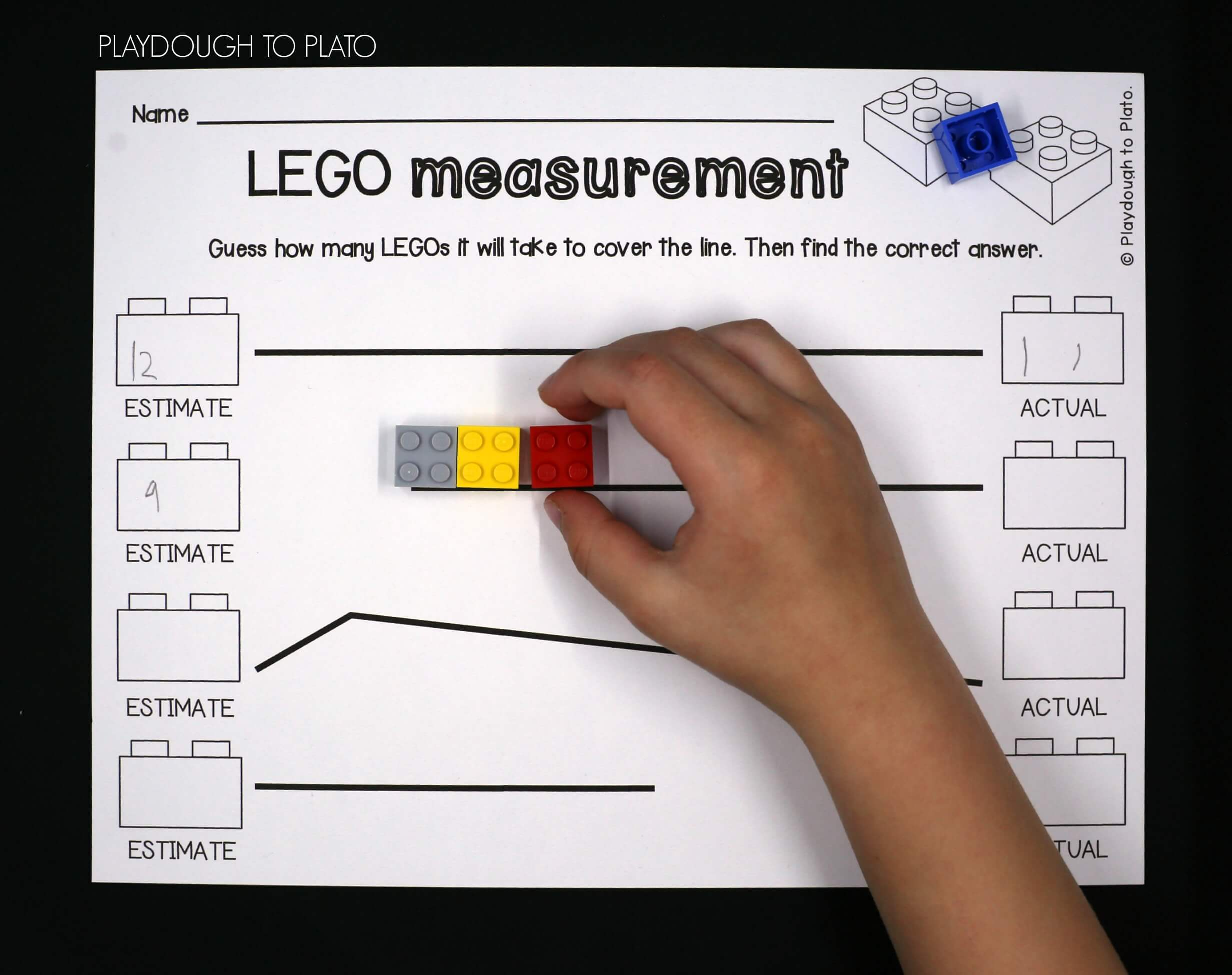 Lego Measurement