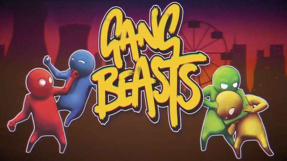 Image result for gang beasts