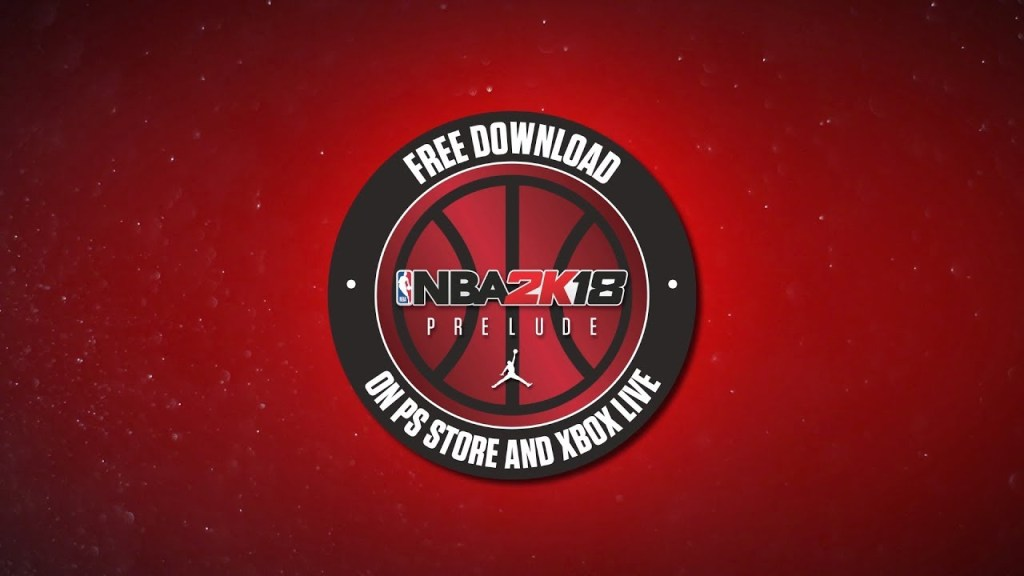 Image result for NBA 2K18 Prelude