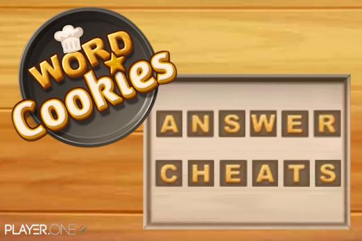 Word Cookies  Cheats  Answers For All Levels Including Vanilla     Word Cookies Header Image