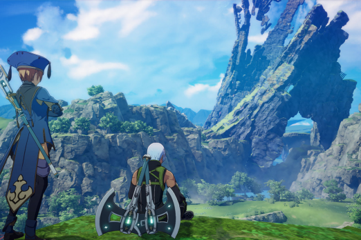 Blue Protocol Gets First Trailer And Other Details; Alpha ...