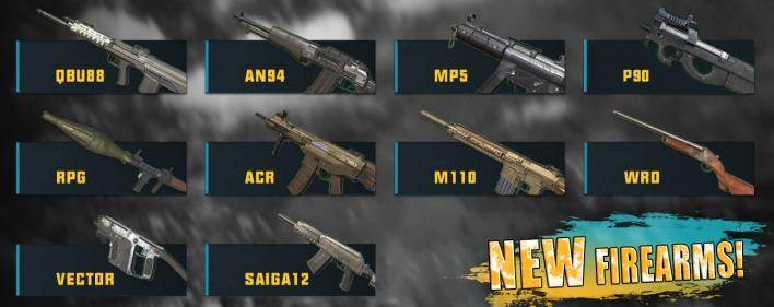 Rules Of Survival February Update New Map Weapons