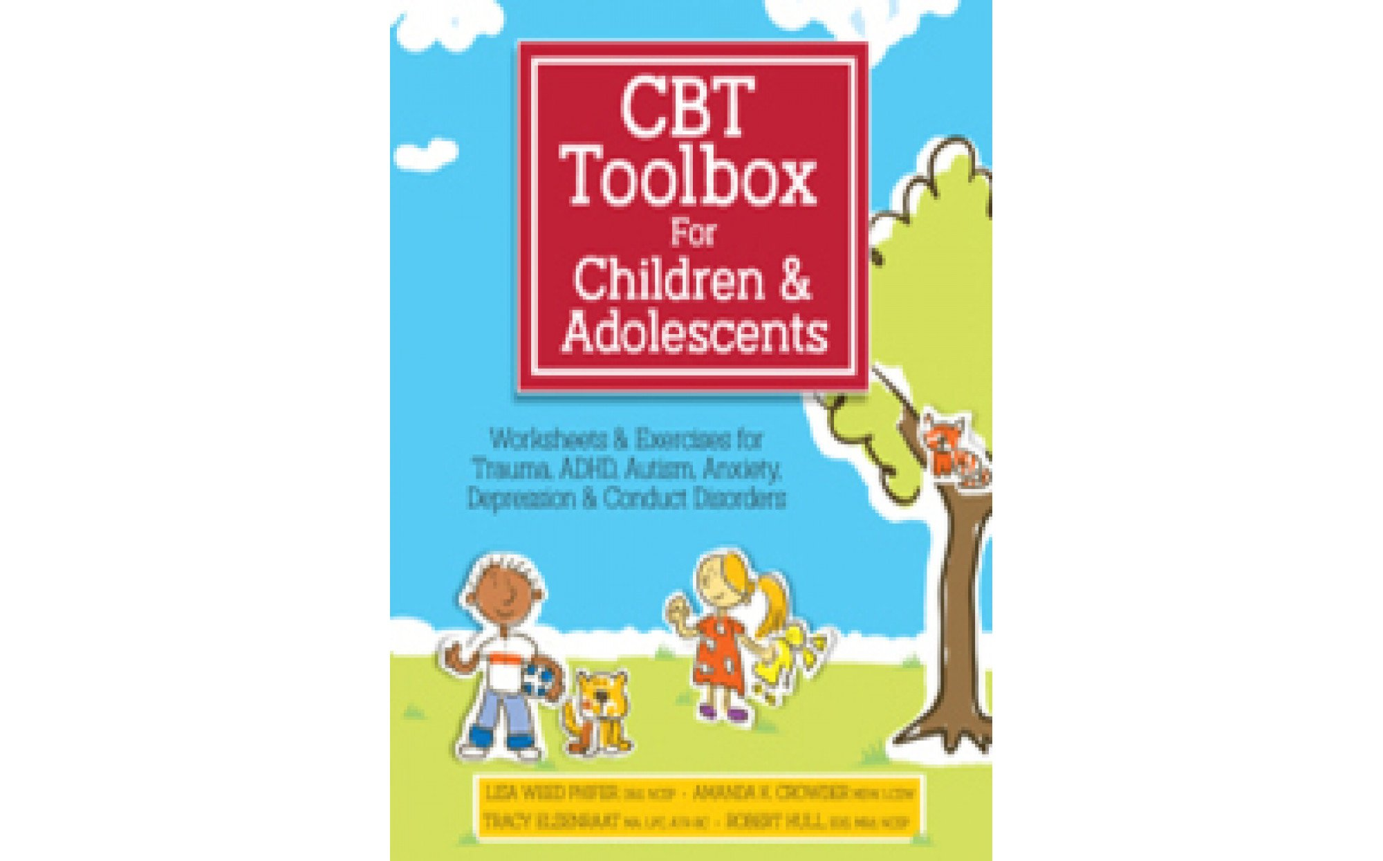 Cbt Toolbox For Children And Adolescents Over 220