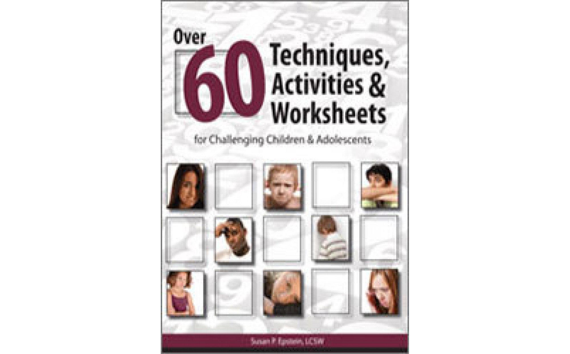 Over 60 Techniques Activities Amp Worksheets For