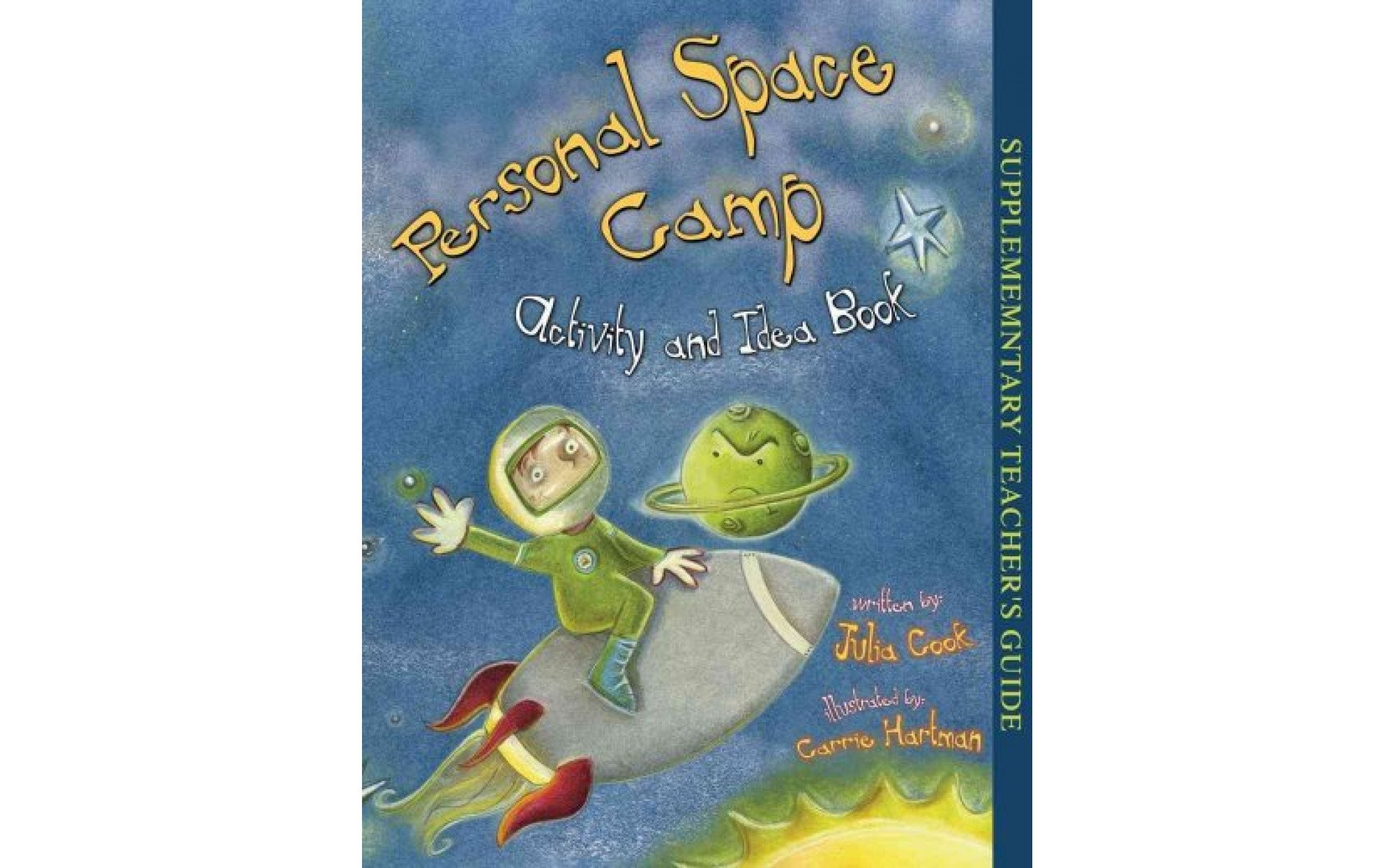 Personal Space Camp Activity And Idea Book Books