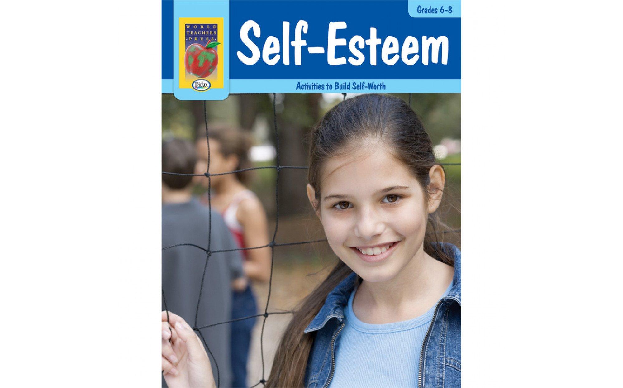 Self Esteem Activities To Build Self Worth Grades 6 8