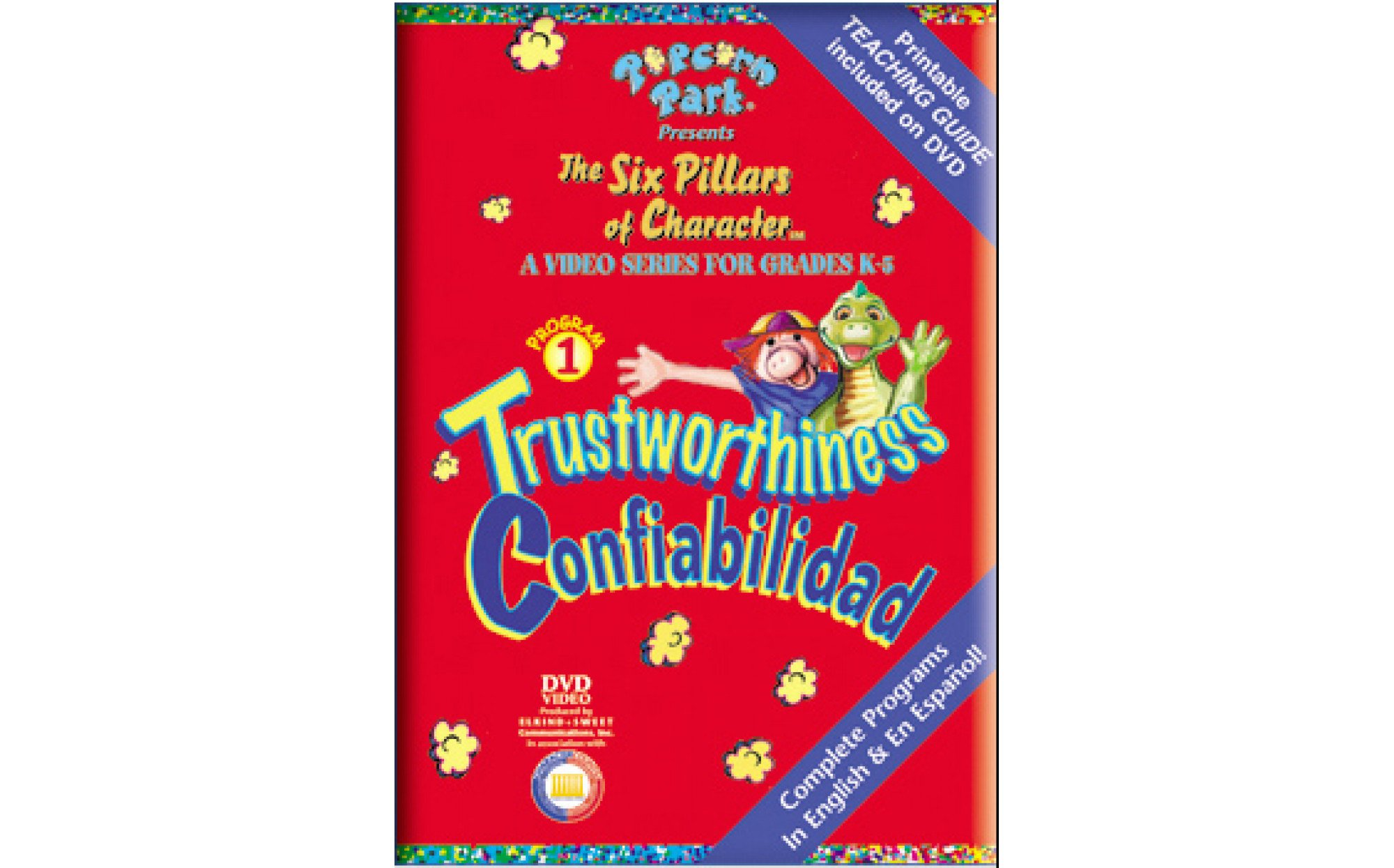 The Six Pillars Of Character Trustworthiness Disk 1 Media